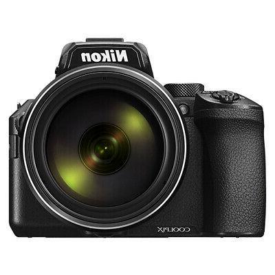 coolpix p950 16mp 4k digital camera