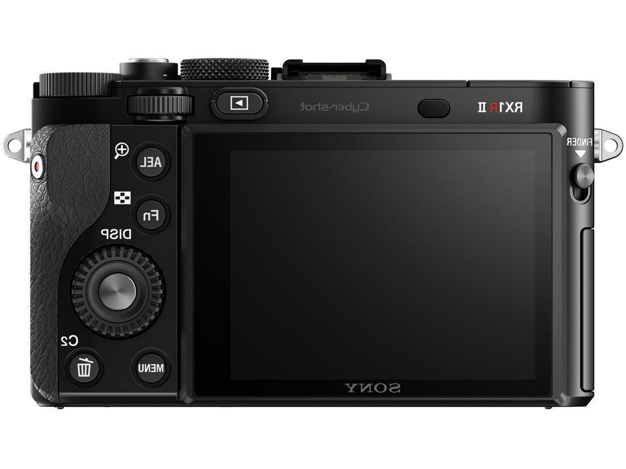Sony Cyber-shot 2 size Wi-Fi R