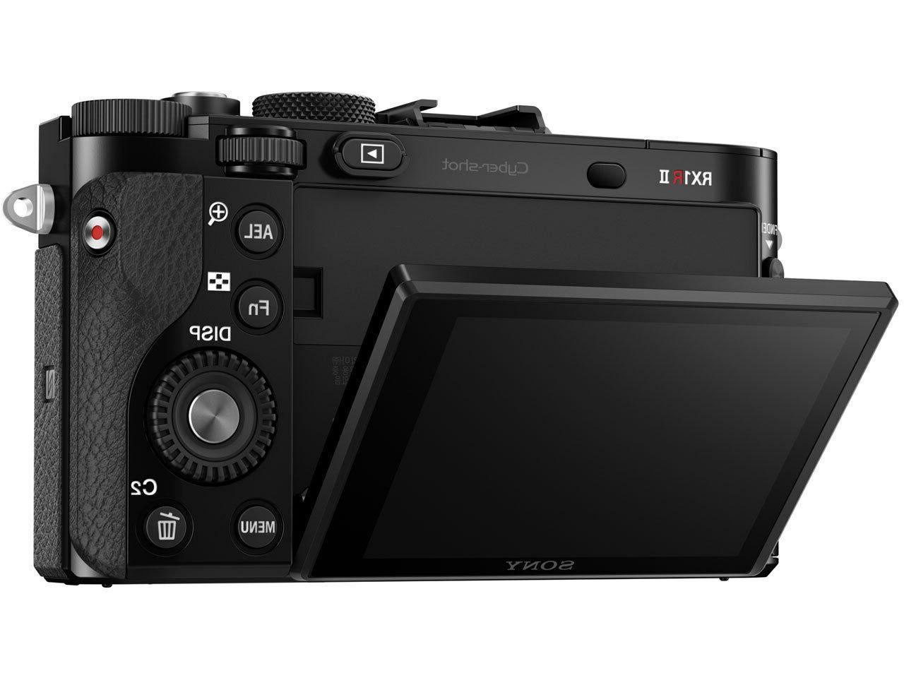 Sony Cyber-shot II 2 42.4MP size CMOS