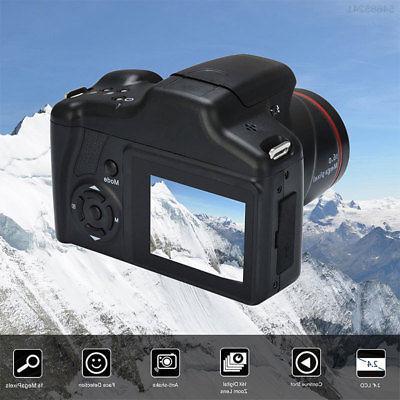 D449 New 720P 16X ZOOM HD Wedding Record