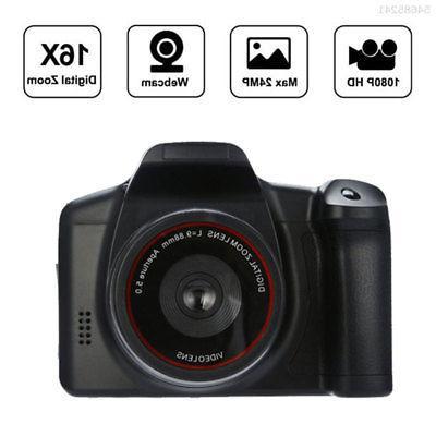 D449 New 720P 16X Convenient HD Handheld DVR Wedding Record