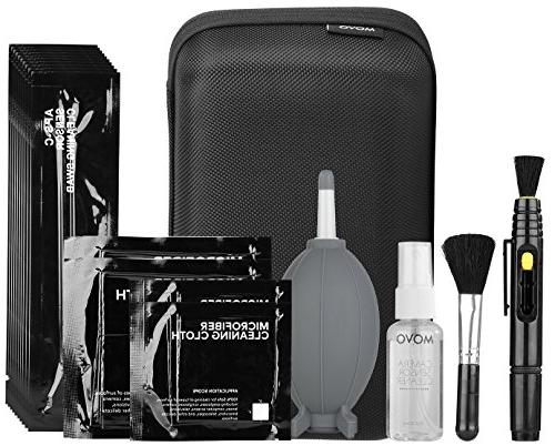 deluxe essentials dslr cleaning kit