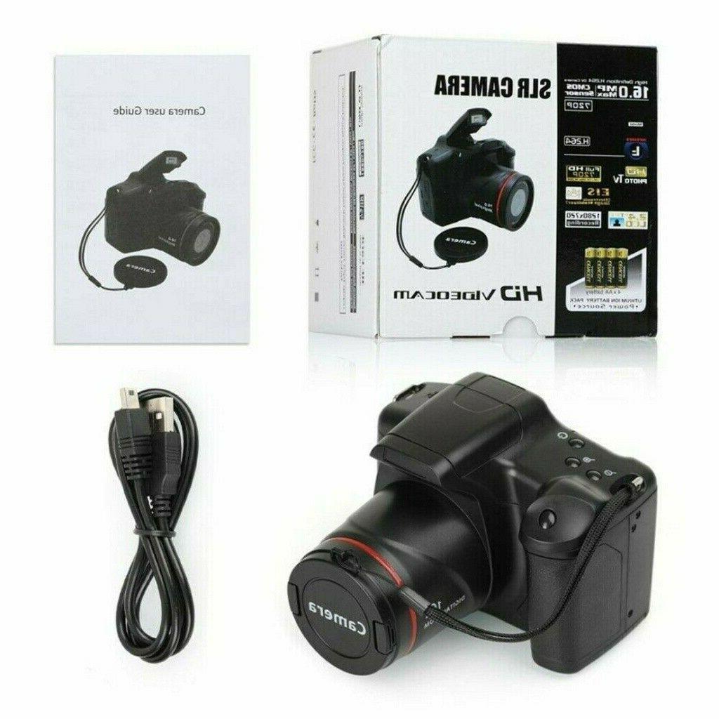 Digital TFT HD 16MP 16X Zoom Anti-shake