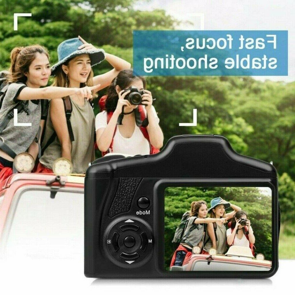 Digital Camera TFT LCD 16MP Anti-shake