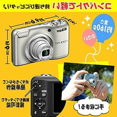 Nikon camera COOLPIX zoom cell