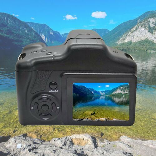 Digital SLR Inch TFT 1080P 16X Zoom