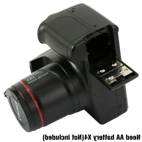 1PC Inch 16X Zoom 1080P Anti-shake
