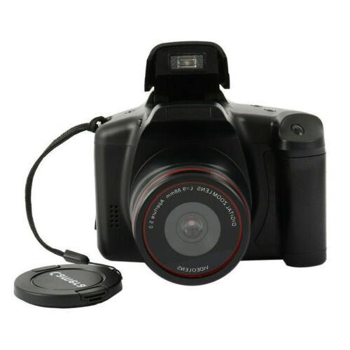 1PC Digital Camera Inch TFT 16X HD 1080P Anti-shake