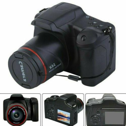 1PC Camera Inch TFT 16X Zoom 16MP 1080P Anti-shake US