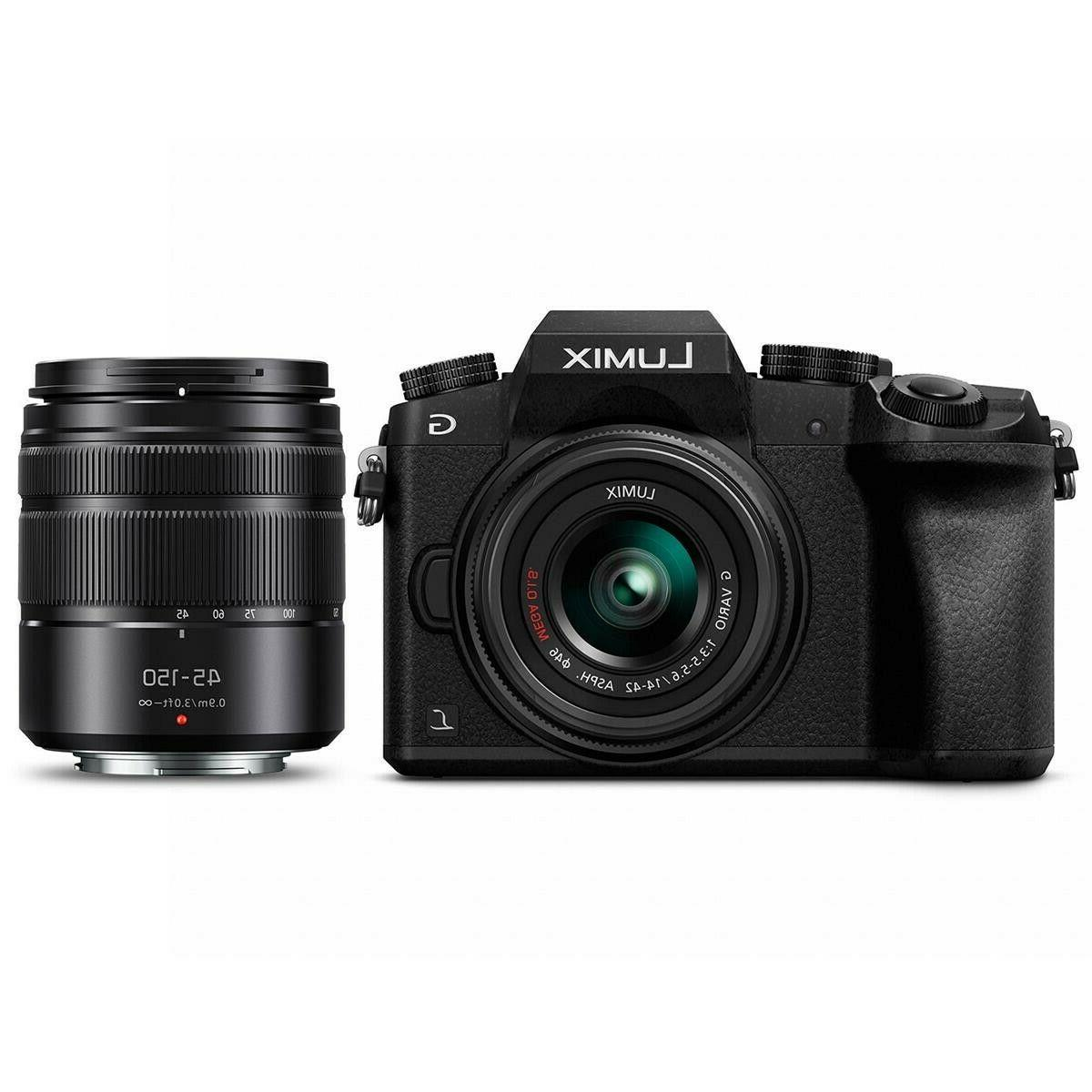 w/ 14-42mm & Lens + Accessory Kit