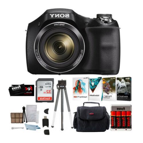 dsch300 b 20 1mp digital camera black