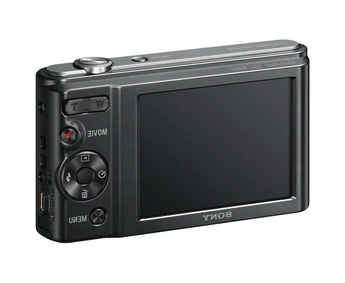 Sony DSCW800/B MP Digital Black CHEAP!!!