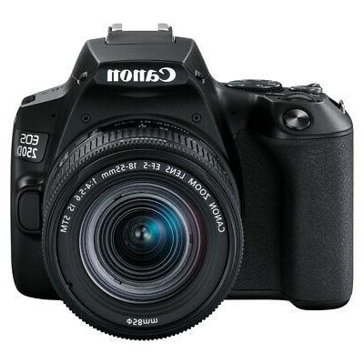 Canon Camera w/ STM Lens