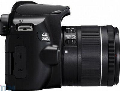 Canon EOS Camera w/ STM