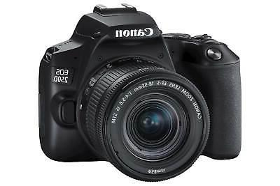 Canon 250D Camera w/ 18-55mm IS STM