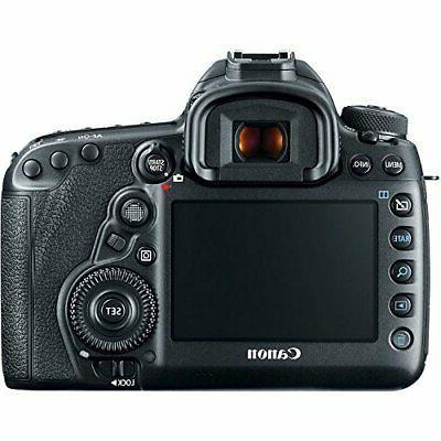 Canon EOS 5D IV DSLR Camera Piece Kit w/ 70-200mm