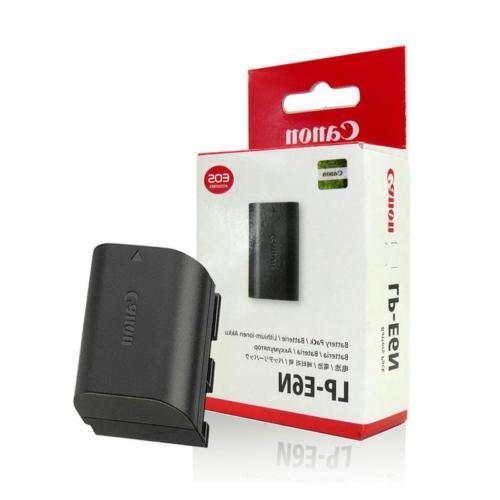 Canon Camera LP-E6N Battery