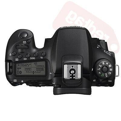 Canon 4K Digital SLR Camera Body