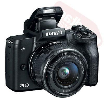 Canon Body Lens Kit 15-45mm STM+ 32GB &