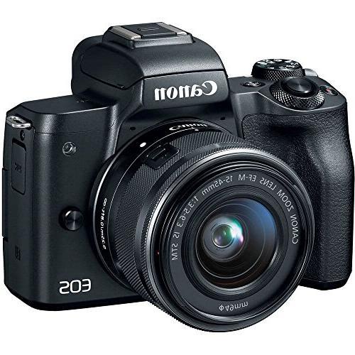 Canon Camera 4K