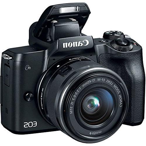 Canon EOS Camera Kit 4K -