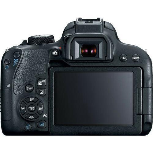 Canon EOS / T7i SLR 18-55mm Lens