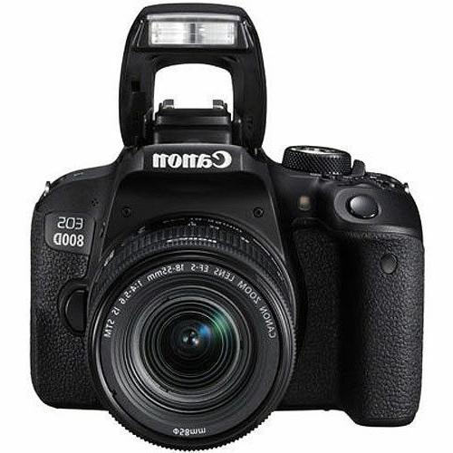 Canon EOS / SLR EF-S 18-55mm