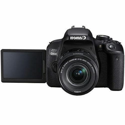 Canon Rebel / SLR Camera EF-S 18-55mm
