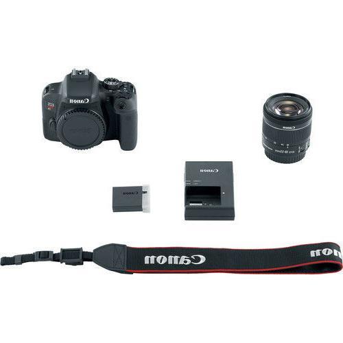 Canon EOS SLR 18-55mm