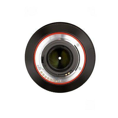 Pentax 15-30mm SDM WR Zoom