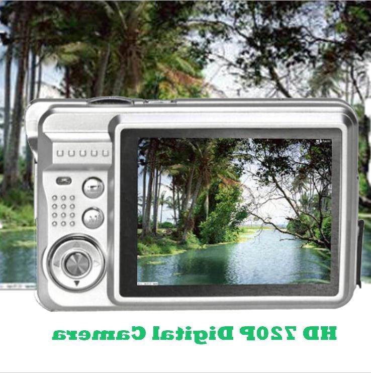 High Quality 2.7 inch TFT LCD Screen HD 720P Digital Camera