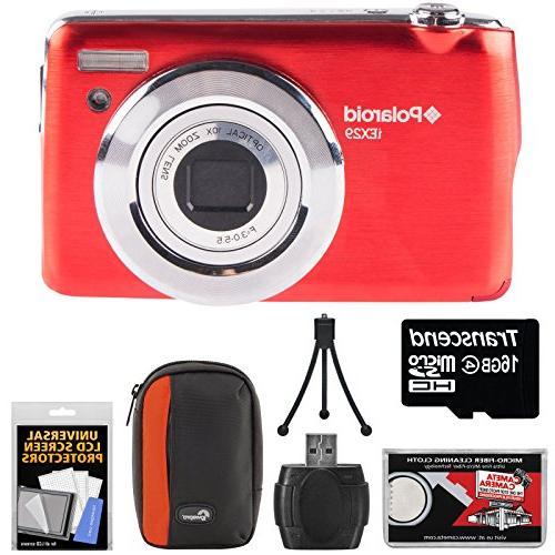 Polaroid iEX29 Card + Kit