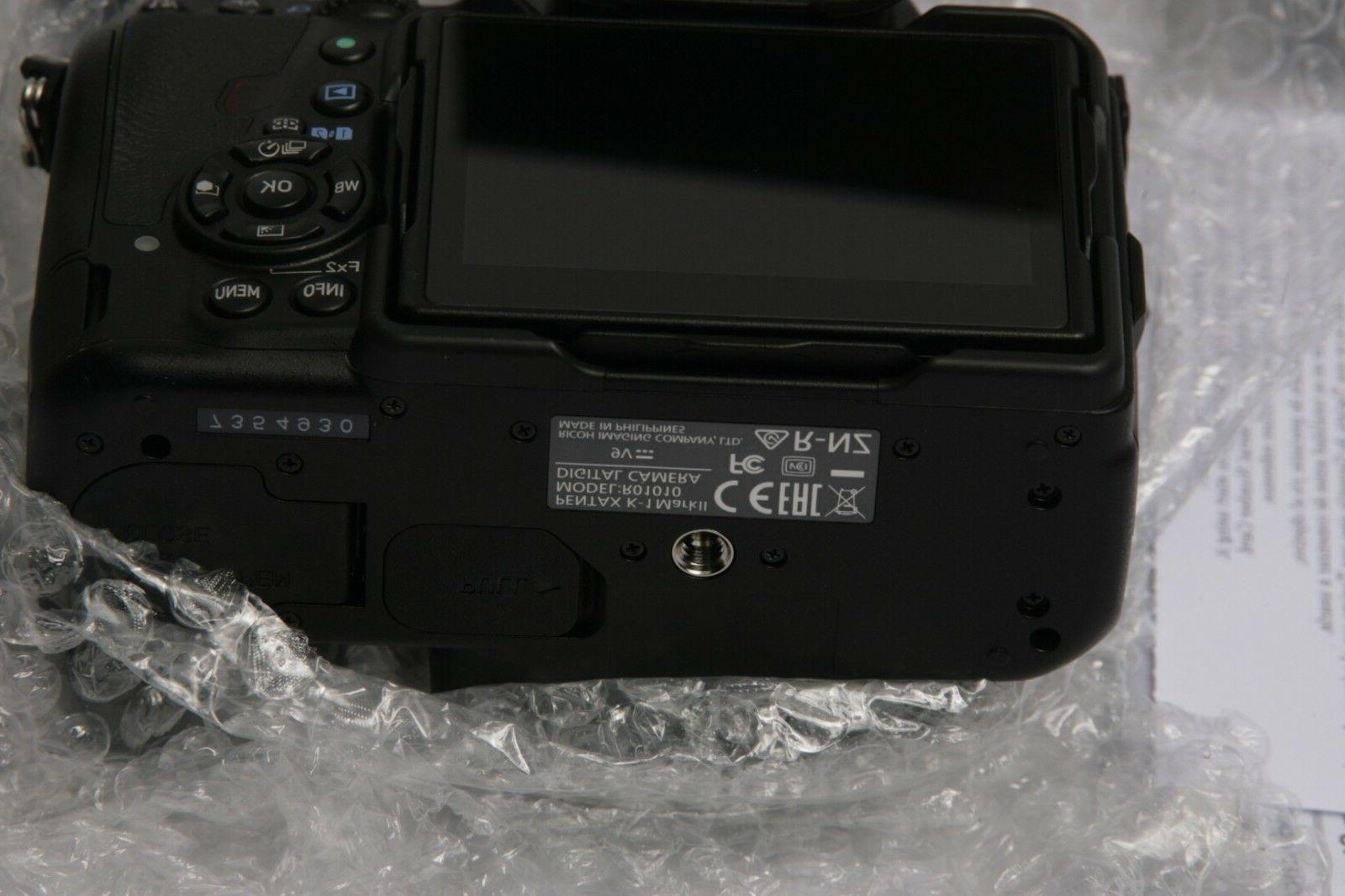 PENTAX K-1 Mark 36.4 MP -