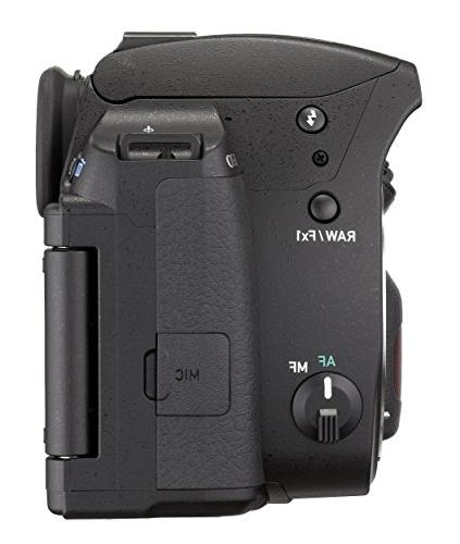 Pentax Weather-Sealed Camera, Body Only