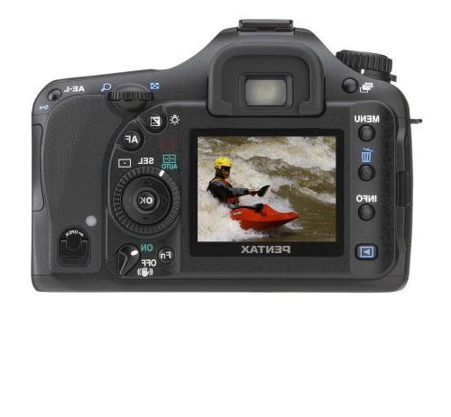 Pentax Digital Camera Body Only - 2.5 Image PictBridge