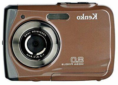 kenko digital camera dsc180wp ipx8 equivalent waterproof