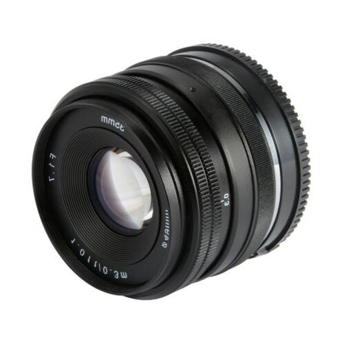Large for Sony Mirrorless