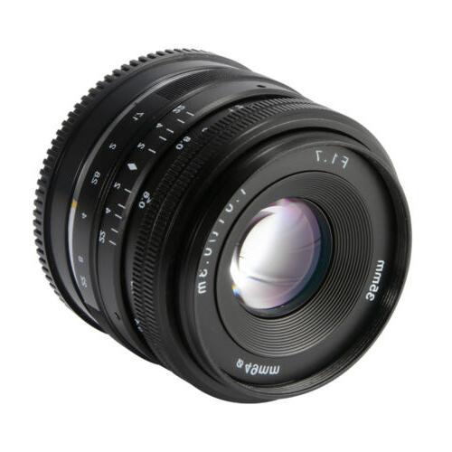 Large Manual for APS-C Digital Mirrorless Cameras