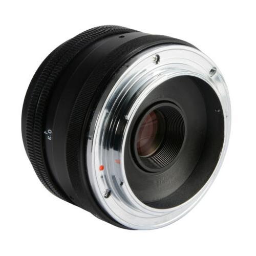 Large for Sony APS-C Digital Mirrorless Cameras NEX