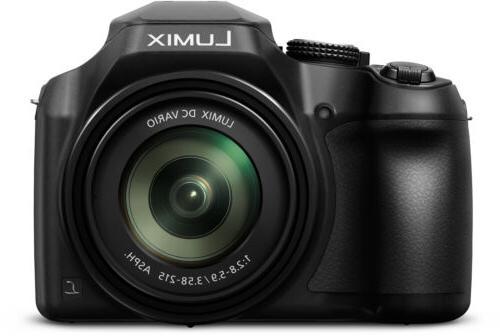 Panasonic Lumix DC-FZ80 Camera 16GB Pack