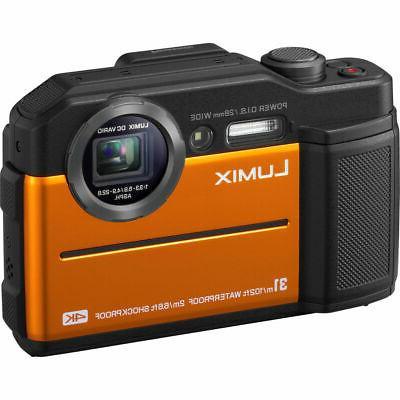 Panasonic Lumix Camera +12 Flexibl