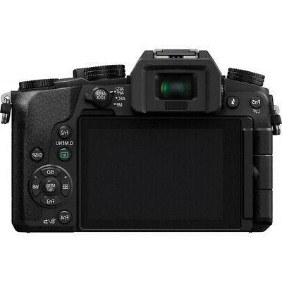 Panasonic Lumix DMC-G7 Mirrorless Digital Black w/14-42mm