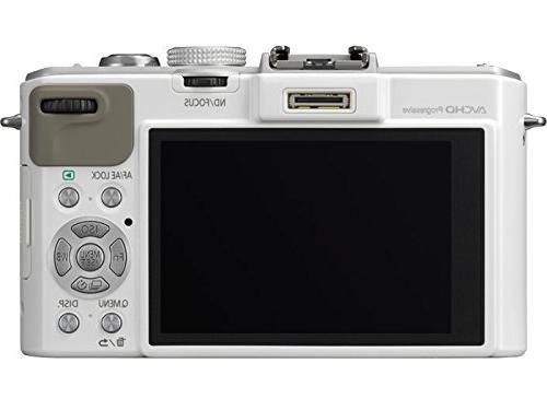 Panasonic LUMIX MP Digital 7.5x Intelligent zoom 3.0-inch