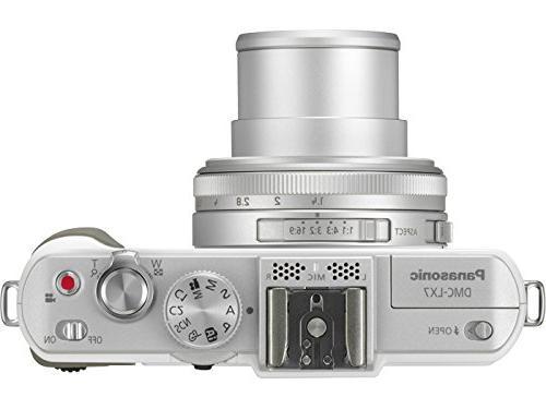 Panasonic LUMIX MP Digital Camera 7.5x Intelligent zoom 3.0-inch LCD