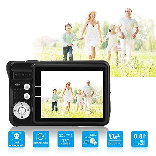 Yasolote Point and Video Recorder Cameras Sports,Travel,Holiday,Birthday Present
