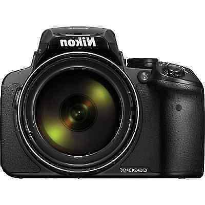 New Nikon COOLPIX P900 Digital Camera with 83x Optical Zoom