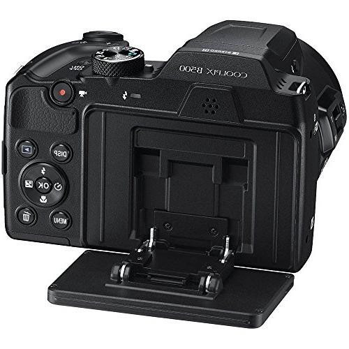 Nikon Camera 16GB SDHC Accessory Bundle -