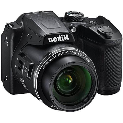Nikon COOLPIX 40x SDHC