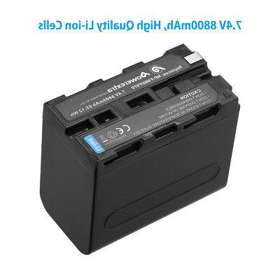 8800mAh NP-F970 Battery For NP-F770
