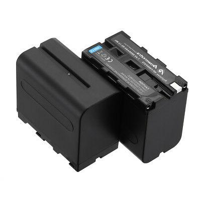 8800mAh NP-F970 Battery For NP-F950 NP-F960 NP-F770 Digital